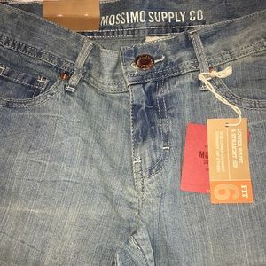 NWT mossimo Jean shorts ⭐️⭐️⭐️